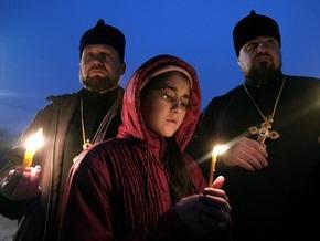 В Брюсселе прошел реквием по жертвам Голодомора в Украине