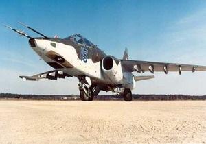 Украина приняла на вооружение два самолета Су-25