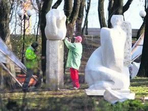 Киевские власти выберут лучшие эротические скульптуры