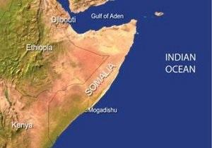 Сомалийские пираты захватили пассажирское судно