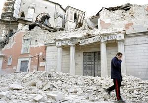 Сотрудников МЧС Италии за неточный прогноз землетрясения приговорили к шести годам тюрьмы
