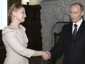 Газпром: После визита Тимошенко в Москву долг Украины за газ только вырос