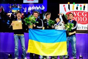 WCG-2010: украинская команда выиграла золото по Counter-Strike
