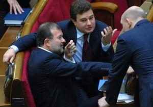 Впервые в истории. Суд отобрал мандат депутата у брата Балоги и у экс-губернатора Винницкой области