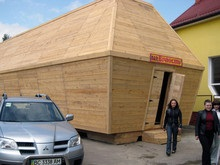 Российский бизнесмен приобрел трускавецкий гроб-бар