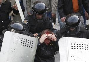 Экс-главе МВД Молдовы предъявлены обвинения по делу о беспорядках в Кишиневе