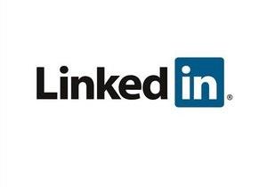LinkedIn обошла Facebook в рейтинге быстрорастущих техногигантов США