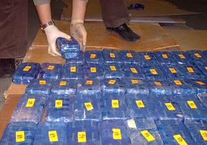 Украинские таможенники задержали на границе автомобиль с 74 килограммами героина