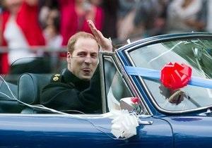 Принц Уильям посетит с женой Канаду и США