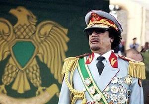 В плен к повстанцам сдался сын Каддафи Мохаммед