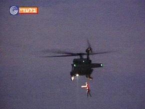 Израильтянин, подорвавшийся на мине, погиб, выпав из вертолета спасателей