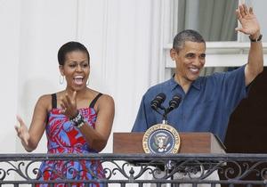 Белый дом раскрыл финансовые активы семьи Обамы