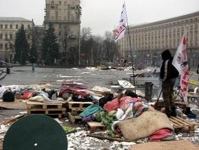Щит обещает навести порядок на улицах Киева