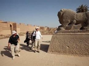 ООН: Войска коалиции в Ираке нанесли серьезный ущерб древнему Вавилону