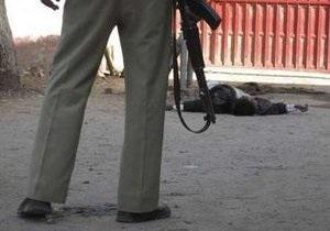 30 пакистанских боевиков погибли при авиаударе