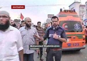 Кровавые столкновения в Египте: десятки погибших