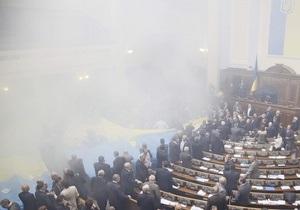 Парламентские беспорядки: СМИ проливают свет на тайну следствия