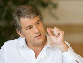 Ющенко едет в Одесскую область