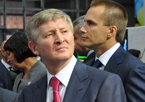 Самый богатый человек Украины проголосовал  за борьбу с бедностью