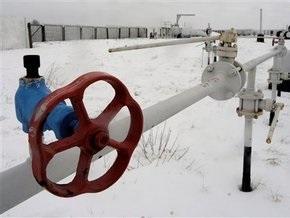 Словакия не получает российского газа