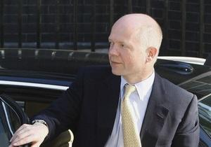 Новый глава МИД Великобритании нанесет первый зарубежный визит в США