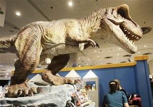 Новости науки - динозавры: Ученые выяснили, почему динозавры ходили на полусогнутых ногах