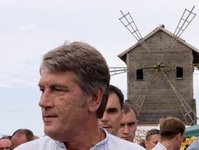 Ющенко: Я родился на пасеке