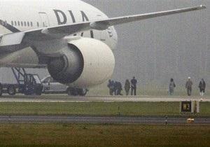 Шведский спецназ задержал пассажира экстренно приземлившегося самолета