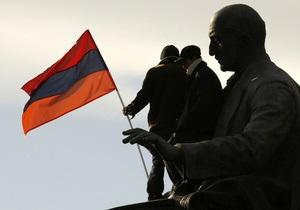 Избирательное право. Письмо из Армении