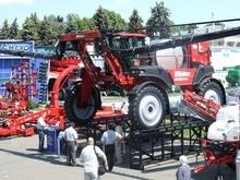 АМАКО представила новейшие технологии на выставке «Агро-2008»