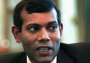 Кризис на Мальдивах: Новые власти намерены судить свергнутого президента