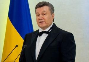 Янукович подвел итоги года: Результаты оказались хуже, чем прогнозировались