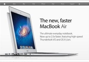 Apple обновила линейку компьютеров Macbook Air и Mac mini