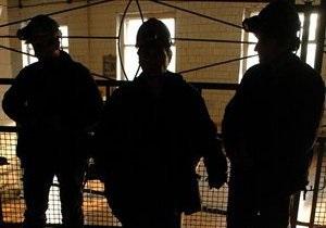 На шахте в Донецкой области трое горняков получили ожоги