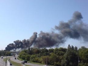 Пожар на АвтоЗАЗе локализовали. Несколько человек получили ожоги