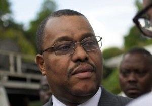 Премьер-министр Гаити подал в отставку