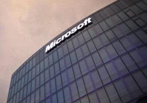 Акции Microsoft упали на 3,3% после ухода ключевого топ-менеджера