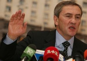 МИД Украины не будет выяснять наличие двойного гражданства у мэра Черновецкого