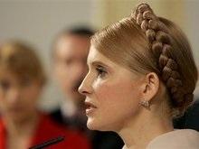 НГ: Тимошенко ушла в тень