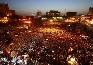 В Египте демонстранты разгромили штаб-квартиру кандидата в президенты