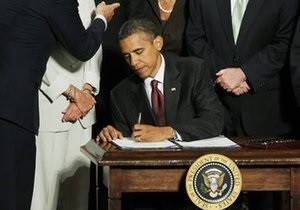 Обама: Восстановление экономики США займет больше времени