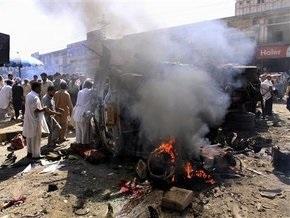 Жертвами теракта на северо-западе Пакистана стали 30 человек