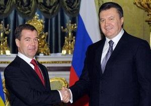 Медведев доволен итогами выборов в Украине