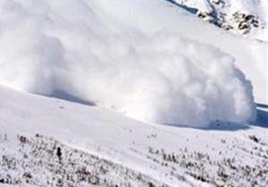 МЧС предупреждает об угрозе схождения лавин в Крымских горах