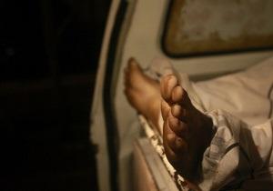 На месте взрыва в Борисполе найден труп мужчины