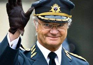Король Швеции - Последователи Брейвика угрожают взорвать сегодня короля Швеции