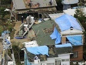В Японии растет число жертв тайфуна Мелор