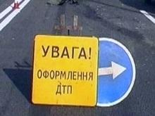 В Тернопольской области пьяный водитель протаранил машину ГАИ