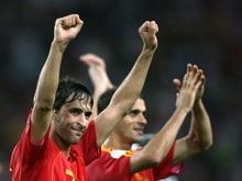 Рауль остался за бортом Евро-2008