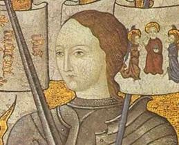 Во Франции пройдут торжества в честь 600-летия со дня рождения Жанны д Арк